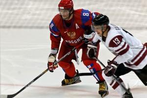 Hokej Rusko 2016